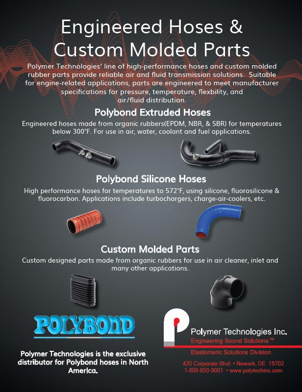 Engineered Hoses & Custom Molded Parts