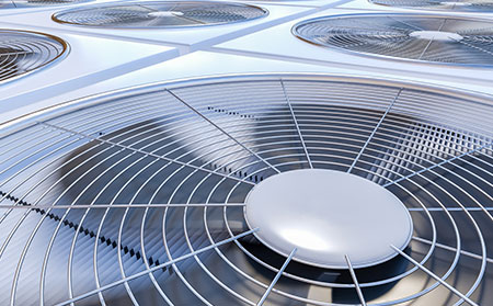 Environmentally-Conscious HVAC System with Closed-Cell Foam