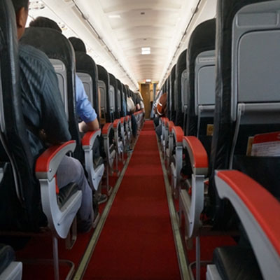 Acoustical Aircraft Flooring Insulation