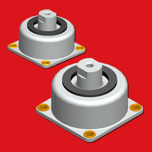 Friction Style Mount Series