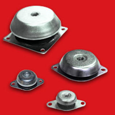 ArmorFlex rubber engine mounts