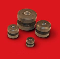 Elastomeric solutions for shock and vibration from Polymer Technologies