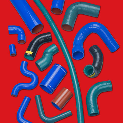 High-Performance Hoses and Molded Rubber Parts