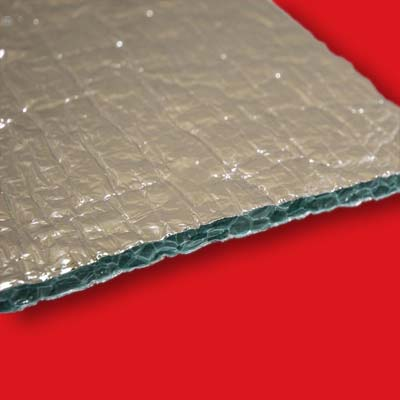 Thermal insulation materials from Polymer Technologies