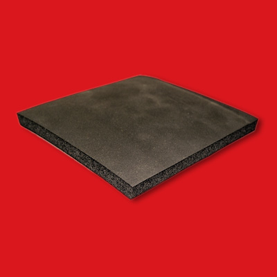 POLYDAMP low flame and smoke foam closed cell for temperature control and thermal insulation