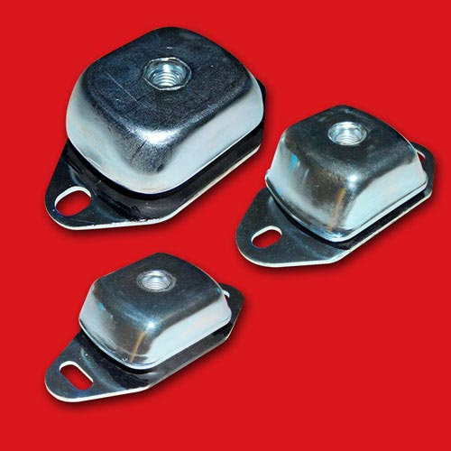 Elastomeric Anti-Vibration Mounts | Engine Vibration Isolators